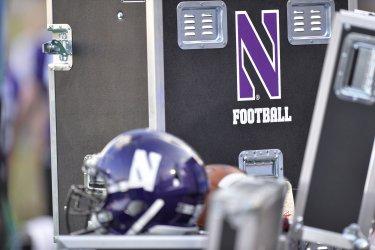 California vs. Northwestern NCAA College Football in Evanston, Illinois