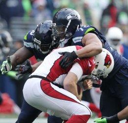 Seattle Seahawks vs Arizona Cardinals in Seattle