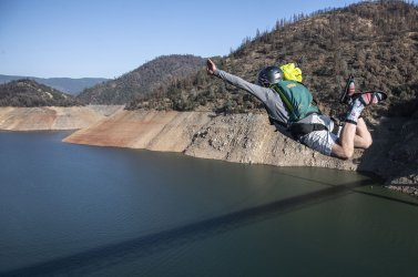California Reservoirs Experence Historic Lows