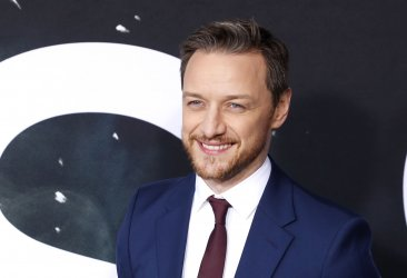 James McAvoy arrives at the 'Glass' NY Premier