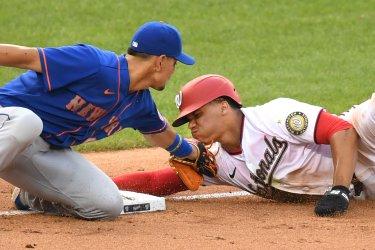 New York Mets vs Washington Natioanls in Washington, DC