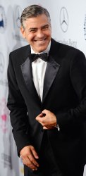 George Clooney attends the 2012 Carousel of Hope gala in Beverly Hills, California