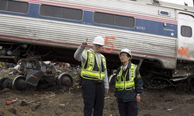 Amtrak Train #188 Derails in Philadelphia