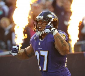 Ravens Ray Rice Cut By Team and Suspended