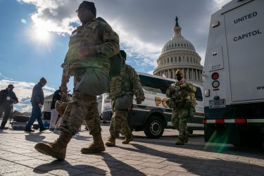 Heightened Security at the Nation's Capital