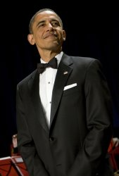 Obama Attends White House Correspondents Dinner