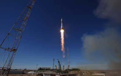Expedition 57 Launch Aborted After Launch Due to Booster Anomaly
