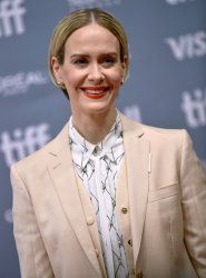 Sarah Paulson attends 'The Goldfinch' photocall at Toronto Film Festival