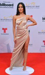 Miryam Diaz attends the Billboard Latin Music Awards in Las Vegas