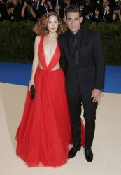 Bobby Cannavale and Rose Byrne at the Met Costume Institute Benefit