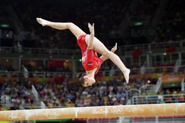 UPI Pictures of the Year 2016 -- OLYMPICS
