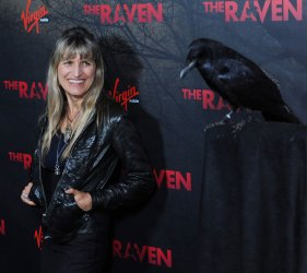 "Catherine Hardwicke attends ""The Raven"" premiere in Los Angeles"