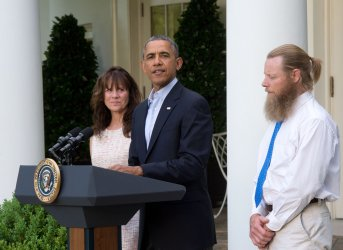 Army Sgt. Bowe Bergdahl released from captivity after nearly five years