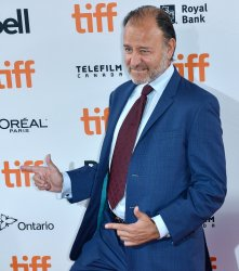 Fisher Stevens attends 'And We Go Green' premiere at Toronto Film Festival
