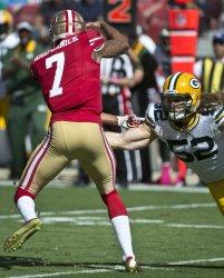 Green Bay misses shot at 49ers Kaepernick