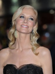 "Joely Richardson attends the premiere of ""Anonymous"" at  BFI London Film Festival"
