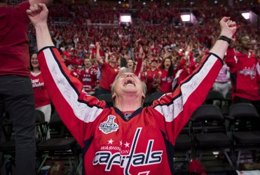 Washington Capitals win the Stanley Cup