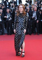 Julianne Moore attends the Cannes Film Festival