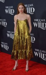 """Karen Gillan attends """"The Call of the Wild"""" premiere in Los Angeles"""