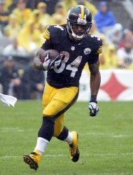 Pittsburgh Steelers Antonio Brown In Pittsburgh