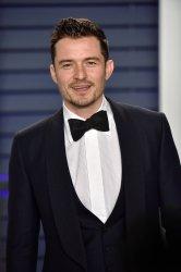 Orlando Bloom attends Vanity Fair Oscar Party 2019