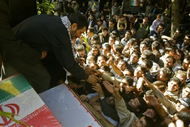 Funeral Ceremony of 65 killed during the 8-year Iran-Iraq war in Tehran