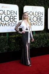 Sophie Turner attends the 74th annual Golden Globe Awards in Beverly Hills