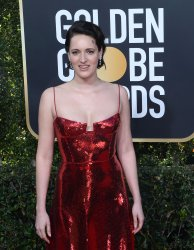 Phoebe Waller-Bridge attends Golden Globe Awards