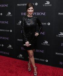 Victoria Hill at 'The Chaperone' New York Premiere