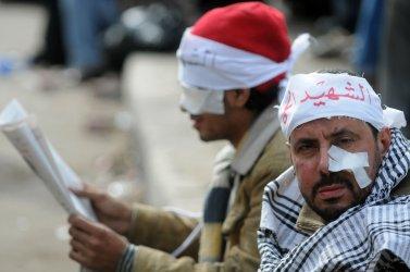 Protest continue in Cairo's Tahrir Square