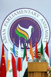 The Second General Assembly of Asian Parliamentary Assembly (APA) kicks off in Tehran