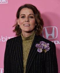 Brandi Carlile attends Billboard's 14th annual Women in Music event in Los Angeles