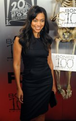 """Tamara Taylor attends the """"Bones"""" 100th episode celebration in West Holywood"""