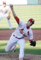 St. Louis Cardinals Pitcher