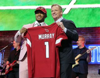 Oklahoma's Kyler Murray picked first in NFL Draft