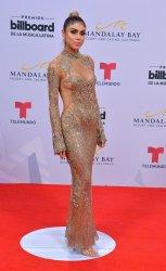 Paula Galindo attends the Billboard Latin Music Awards in Las Vegas