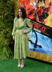 """Jacckie Chan attends """"The Lego Ninjago Movie"""" premiere in Los Angeles"""