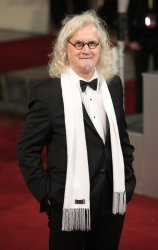 Billy Connolly arrives at the Baftas Awards Ceremony