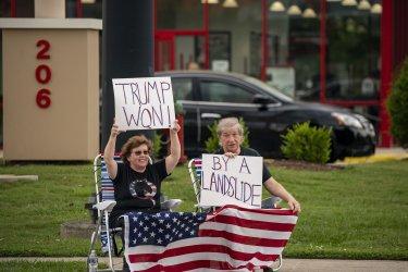 Former President Donald Trump Speaks at North Carolina Republican Convention