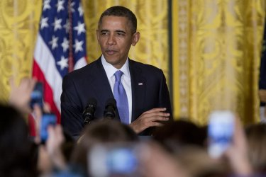 Obama Attends Women's History Month Event at White House