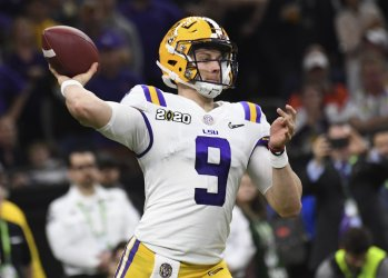 College Football Championship LSU Clemson in New Orleans