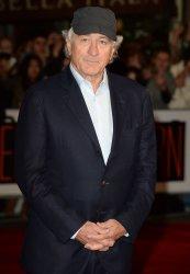 Robert De Niro attends The Intern premiere in London