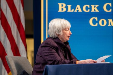 VP Harris and Sec.Yellen hold roundtable with Black Chambers of Commerce
