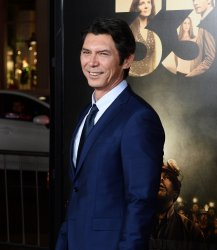 """Lou Diamond Phillips attends """"The 33"""" premiere in Los Angeles"""