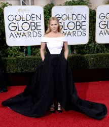 Amy Schumer attends the 73rd annual Golden Globe Awards