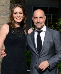 "Stanley Tucci and Felicity Blunt attend ""Jack the Giant Slayer"" premiere in Los Angeles"