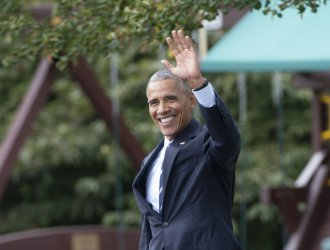 President Obama departs the White House for his trip to Pennsylvania and Ohio