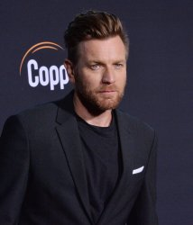 "Ewan McGregor attends the ""Christopher Robin"" premiere in Burbank, California"