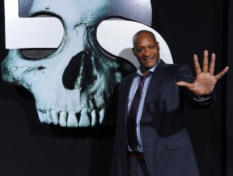 """Tony Todd attends the """"Final Destination 5"""" premiere in Los Angeles"""