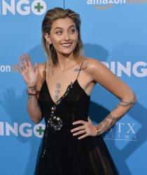 """Paris Jackson attends the """"Gringo"""" premiere in Los Angeles"""